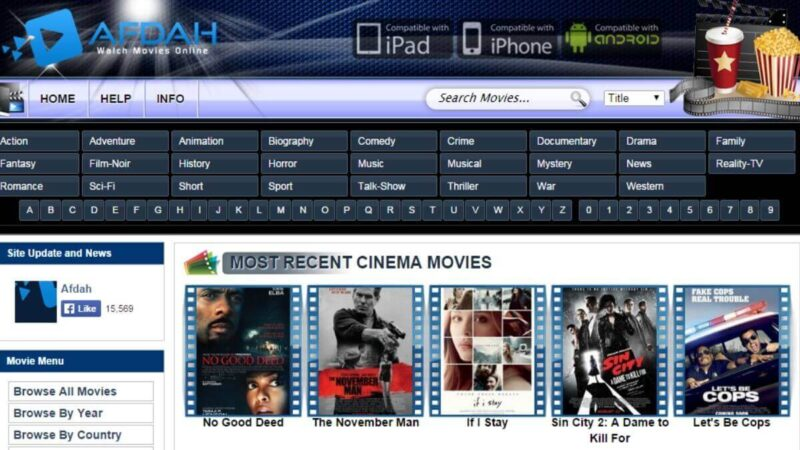 Afdah Movies | Free Online Movies, Shows| Top Afdah Alternatives In 2021