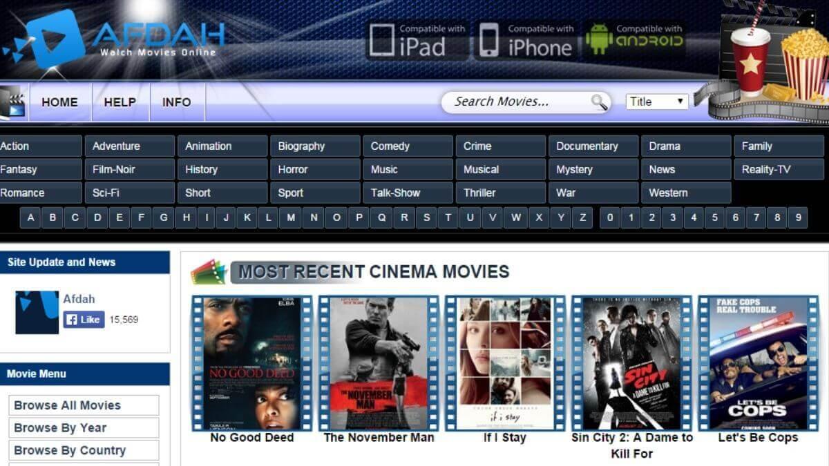 Afdah Movies   Free Online Movies, Shows  Top Afdah Alternatives In 2021