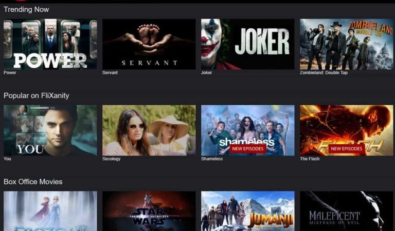 FliXanity – Watch Movies, TV Shows On Flixanity App | 2021