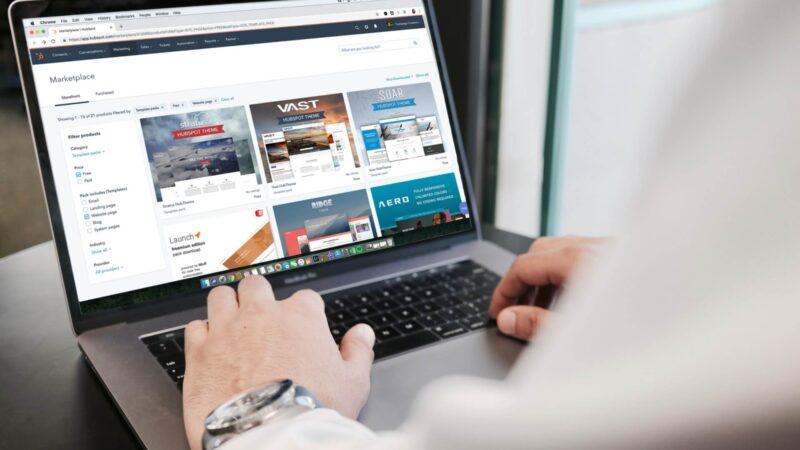 5 Latest Best Web design trends in 2021